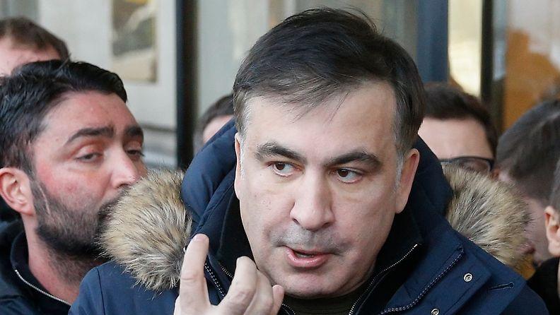 EPA Mihail Saakashvili