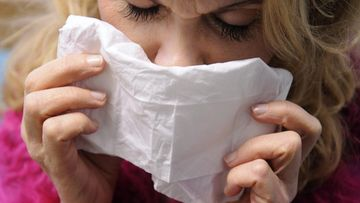 tauti flunssa influenssa