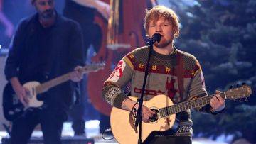 Ed Sheeran Getty