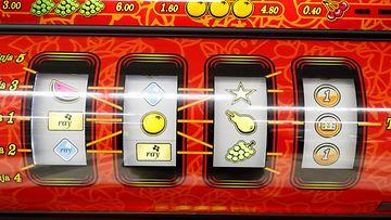 AOP Veikkaus rahapeli raha-automaatti pelikone 1.03750800