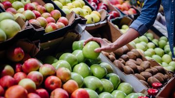 ruokakauppa hedelmät
