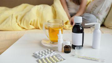 sairas nainen lääkkeet