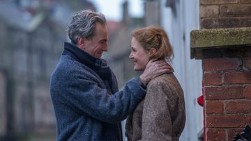 Phantom Thread 2018 Daniel Day-Lewis ja Vicky Krieps 1