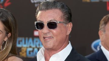 Sylvester Stallone Getty