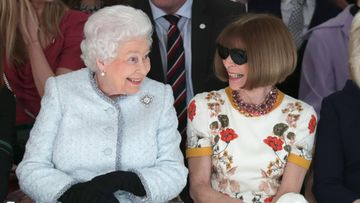 Kuningatar Elisabet Anna Wintour Getty