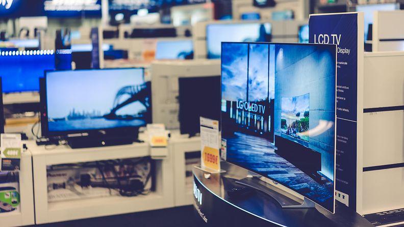 gigantti televisio
