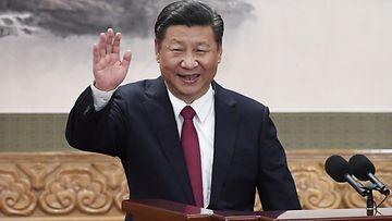 Xi Jinping Kiinan presidentti
