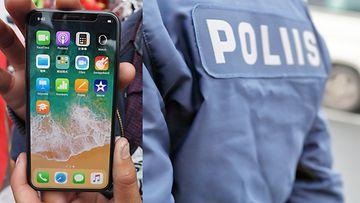varastettu iphone pääkuva