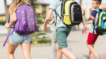 lapset koulu