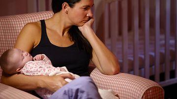 synnytyksenjälkeinenmasennus