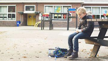 yksinäinen lapsi
