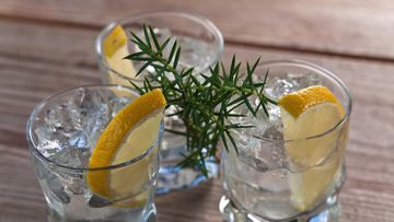 gin&tonic juoma alkholi