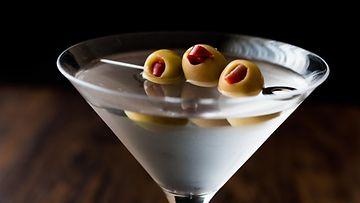 martini alkoholi drinkki