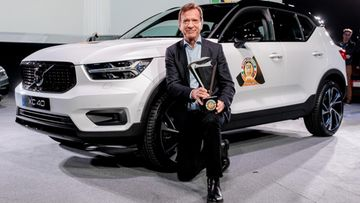 volvo xc40 hakan samuelsson car of the year
