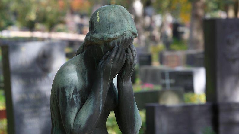 AOP hautajaiset kuolema hauta hautausmaa 1.03241559