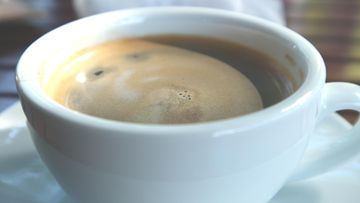 americano, kahvi