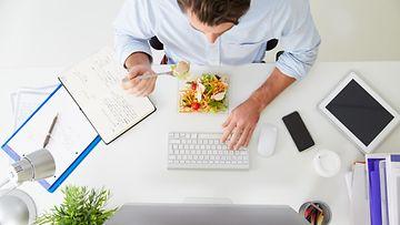 työpaikka, lounas