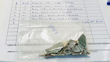 asbestinäyte