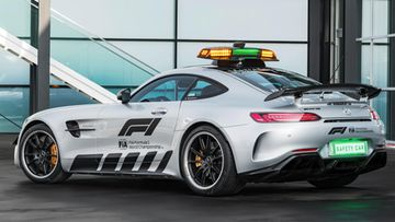 f1 formula 1 safety car turva-auto mercedes amg