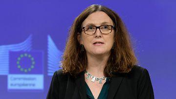 EPA Cecilia Malmström