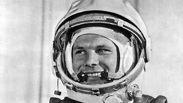 AOP Juri Gagarin avaruus