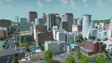 Asuntomessut: Cities Skyline 1