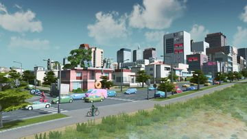 Asuntomessut: Cities SKyline 2