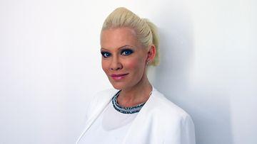 Linda Lampenius Nymanissa 27.3.2018 1