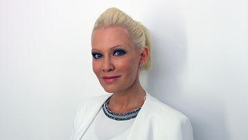 Linda Lampenius Nymanissa 27.3.2018 3