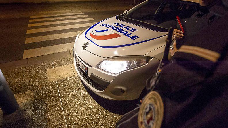 toulouse poliisi ranska