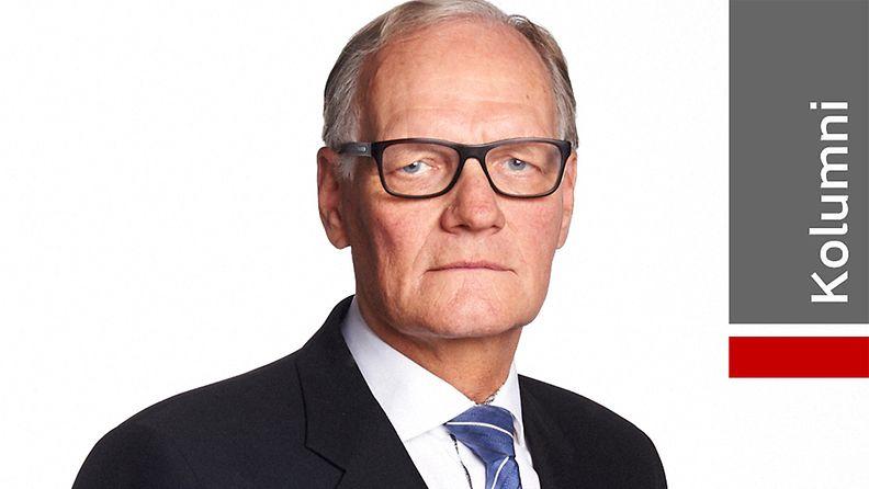 Mikko Paatero kolumni