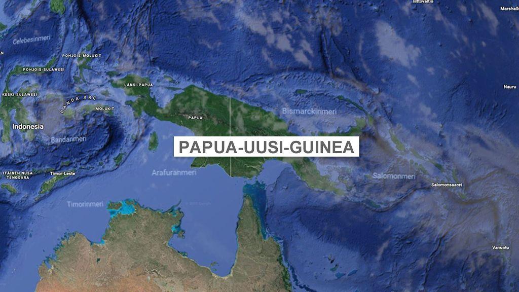 Tyynenmeren Tulirengas Ilmoitti Jalleen Olostaan Voimakas