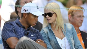 Tiger Woods Elin Nordegren