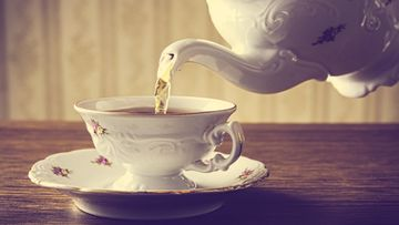 tee teekuppi