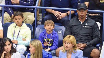 Tiger Woods ja lapset