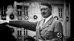 Adolf Hitler (Kuva: LEHTIKUVA / CENTRAL PRESS PHOTOS)