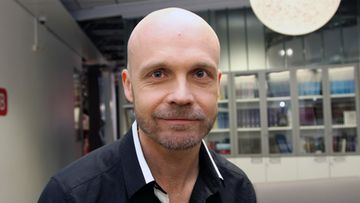 Juha Tapio Nymanissa 10.4.2018 1