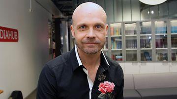 Juha Tapio Nymanissa 10.4.2018 2