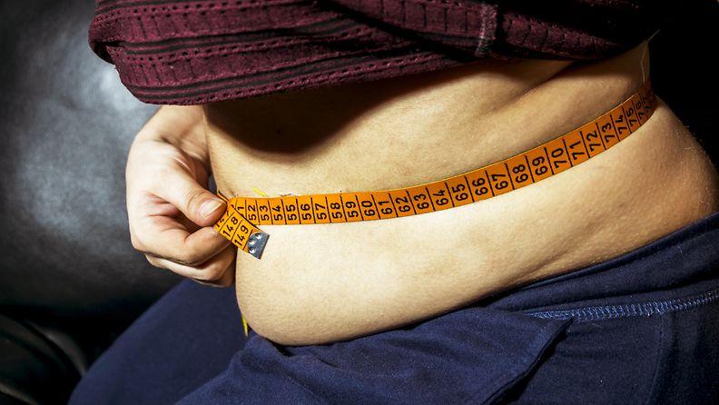 ylipainoshut