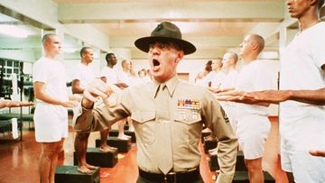r lee ermey full metal jacket