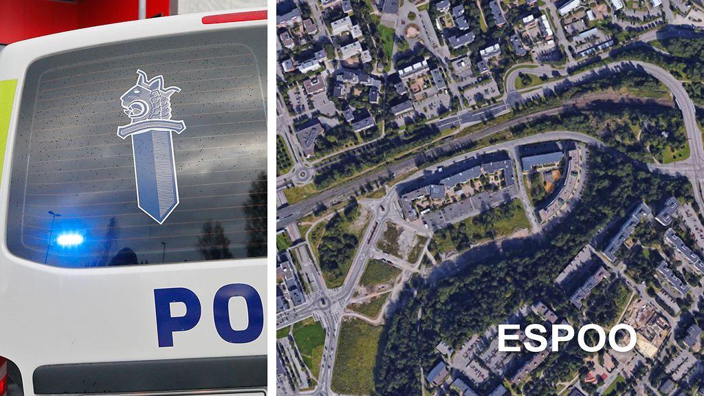 Espoon Henkirikos Selviamassa Poliisi Teki Laajat Kotietsinnat