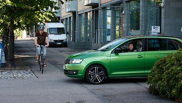autoliitto pyöräily 1