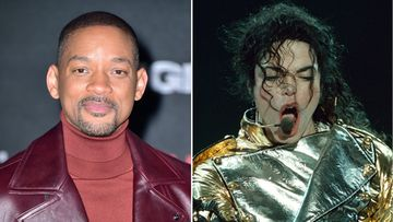 Will Smith Michael Jackson