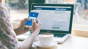 facebook tietokone