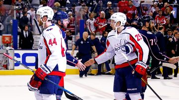 Columbus Blue Jackets - Washington Capitals