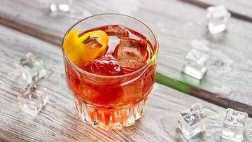 negroni drinkki
