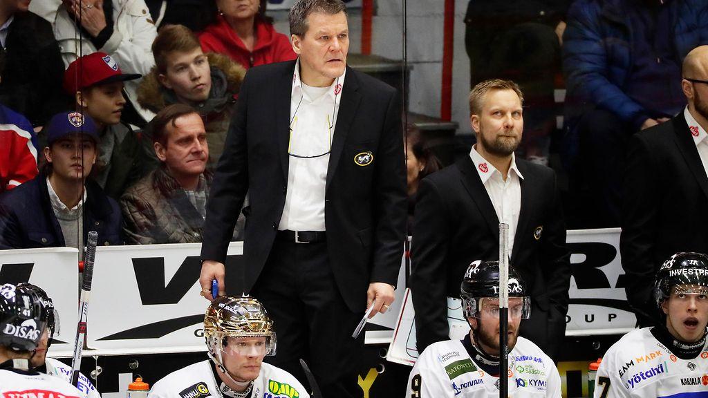 Kommentti: Kärppien mestaruus kertoi viestin, josta kiittää koko Suomi-kiekko - SM-liiga ...
