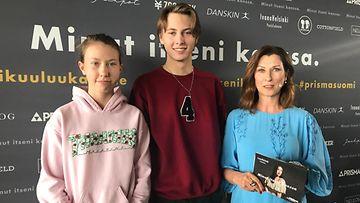 Erja Hugo ja Aina Häkkinen