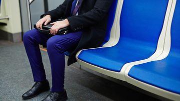 metro, matkustaja