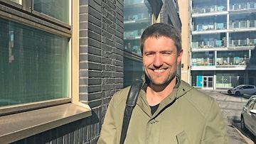 Tanskalaisen kaupunkisuunnittelun ajatushautomo Urgent Agencyn kulttuurijohtaja Christian Pagh